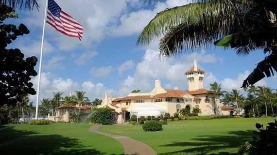 резиденция Трампа