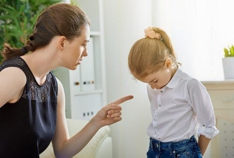 страх перед родителями