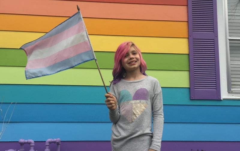 Ребенок-трансгендер