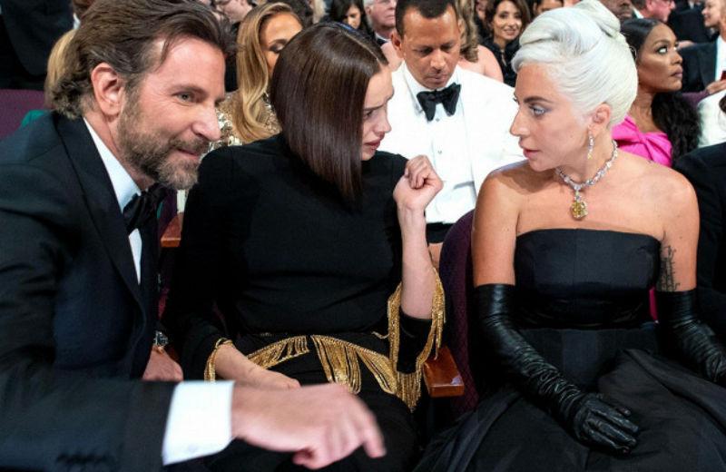 Шейк, Купер и Гага