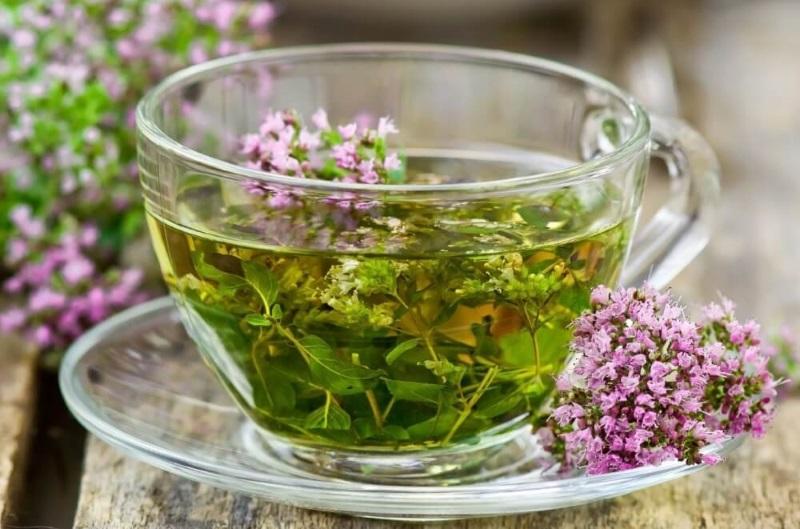 Валерианский чай