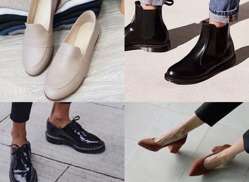 бвазовая обувь