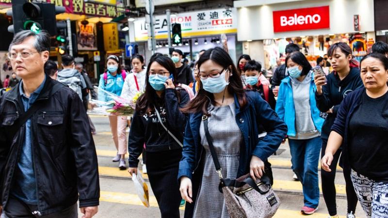 коронавирус в Гонконге