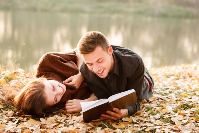 читающая пара
