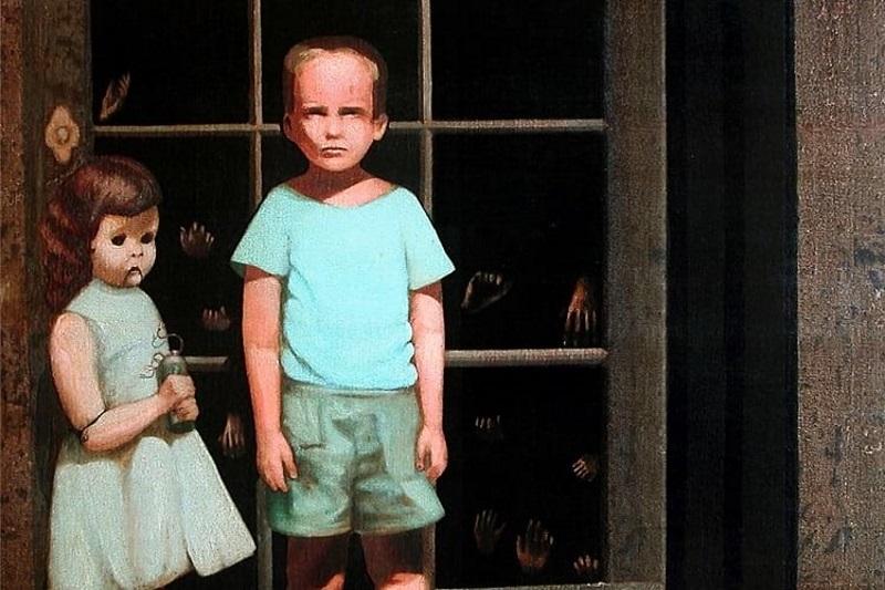 Синдром Стендаля  | «Рукипротивятсяему». В чем секрет одной из самых жутких картин современности? | (СОК.Медиа)