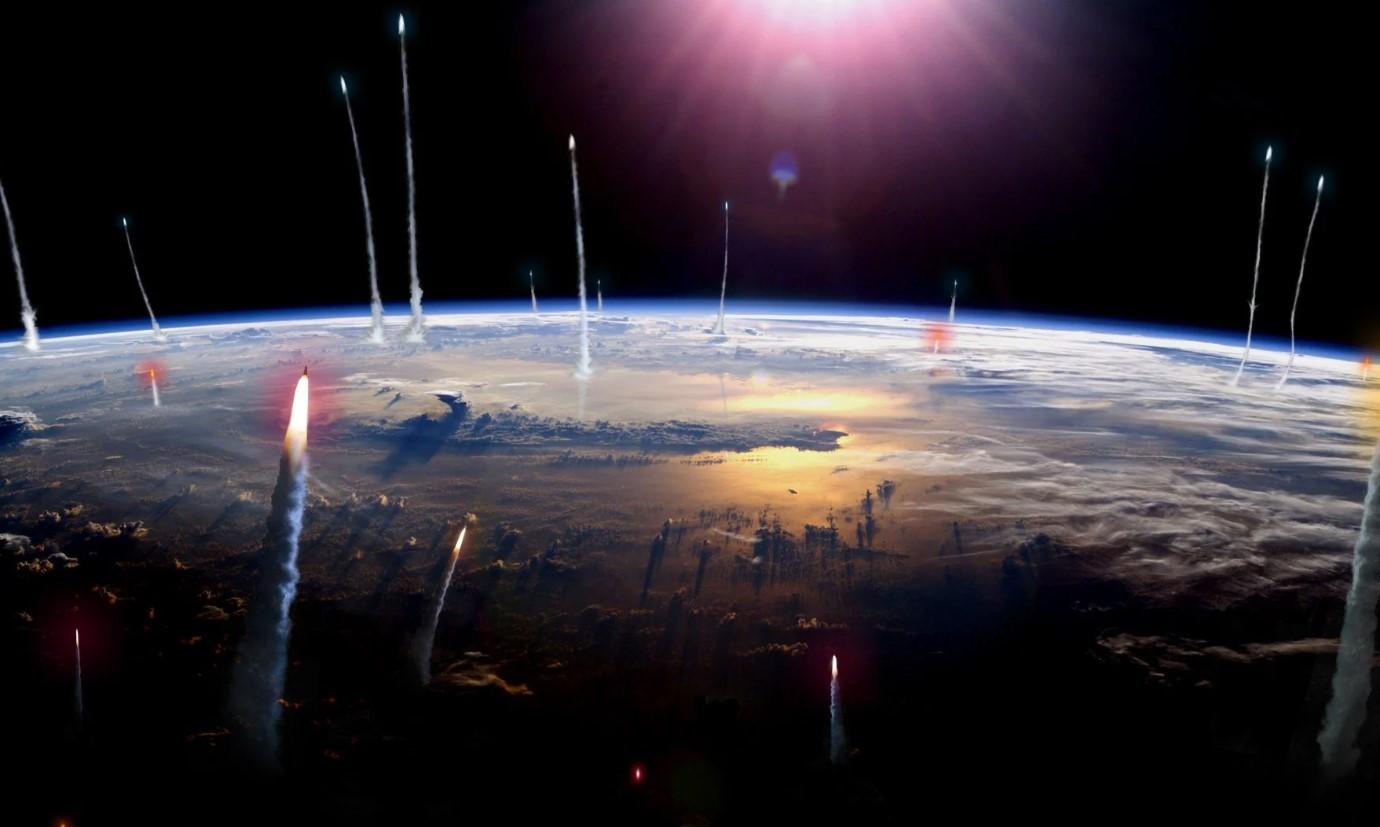 Инопланетные корабли эвакуируются с Земли | (СОК.Медиа)