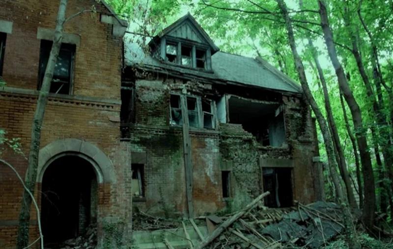 Руины Дадлитауна   Самые жуткие города-призраки в мире   СОК.Медиа