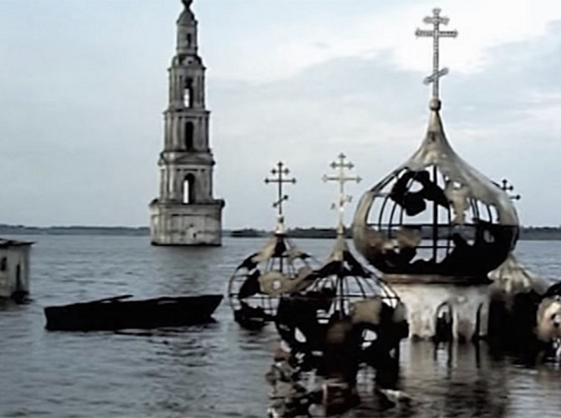 Молога — город, ушедший под воду   Самые жуткие города-призраки в мире   СОК.Медиа