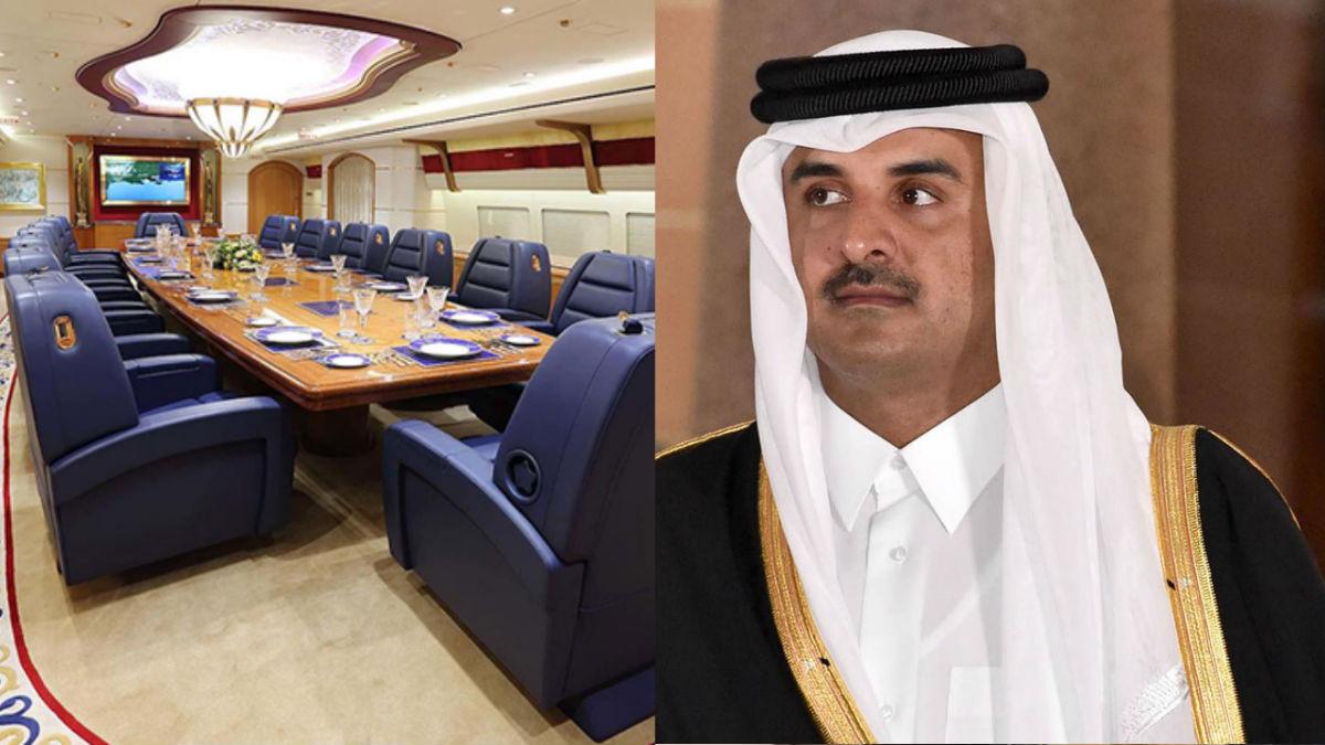 Как живет эмир Катара — один из самых молодых и богатых правителей в мире |(СОК.Медиа)