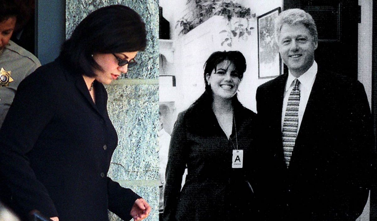 Моника Левински. Что известно об участнице громкого скандала 90-х? | СОК.Медиа