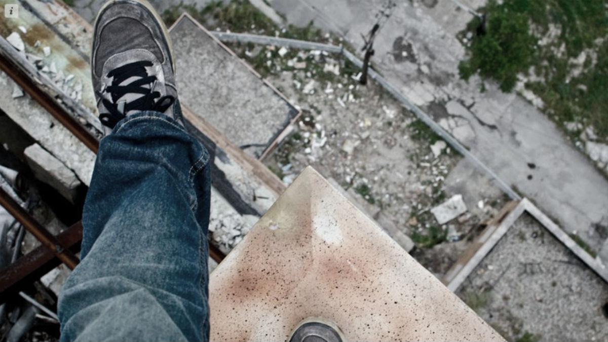Суицид или убийство? В Казани подросток выпал с балкона |(СОК.Медиа)