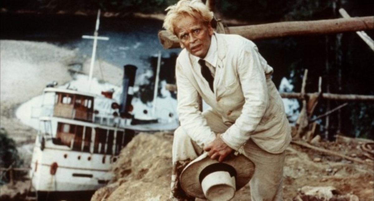 «Фицкарральдо» (1982 г.) |«Ребенок Розмари» и «Полтергейст». Какие еще фильмы попали в список проклятых? | (СОК,Медиа)