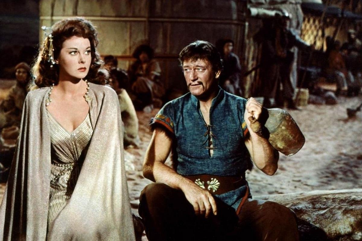«Завоеватель» (1956 г.) | «Ребенок Розмари» и «Полтергейст». Какие еще фильмы попали в список проклятых? | (СОК,Медиа)