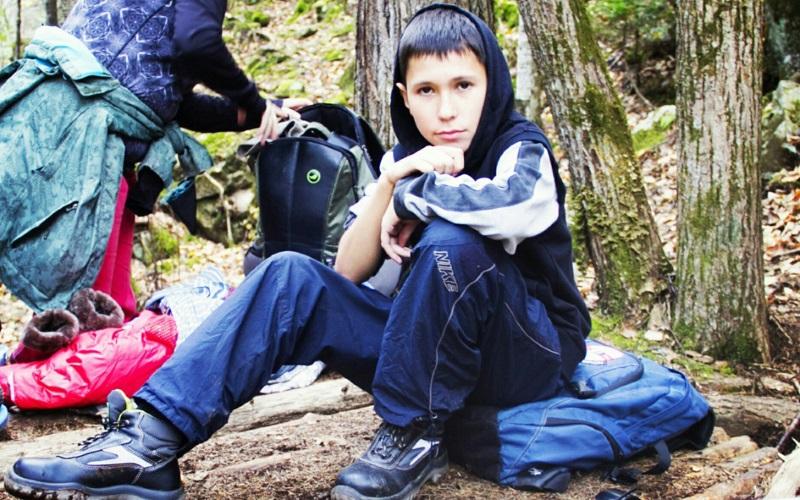 Первый звоночек   Денис Вашурин — мужчина, который не стареет с 13 лет   (СОК.Медиа)
