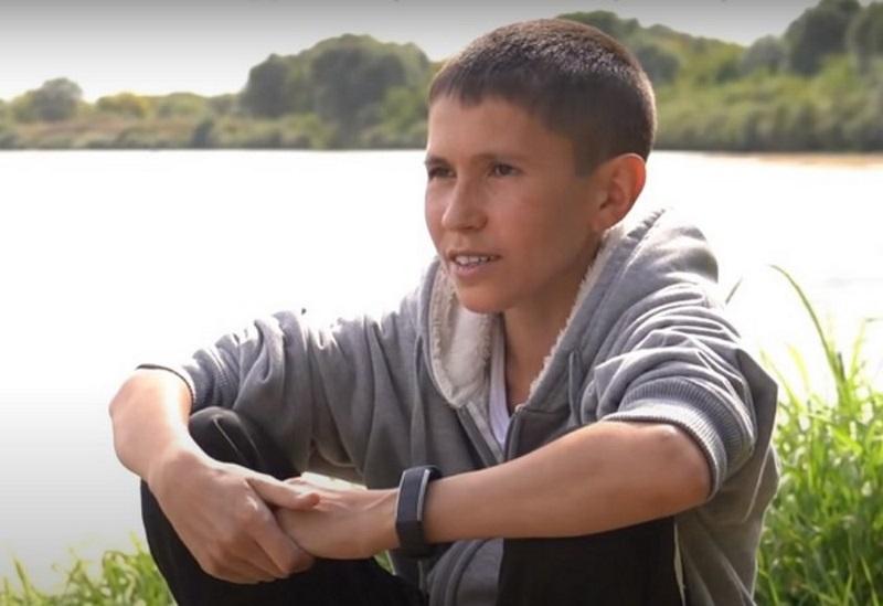 Деревенский парень   Денис Вашурин — мужчина, который не стареет с 13 лет   (СОК.Медиа)