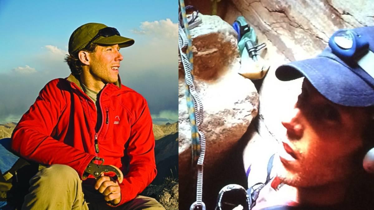 127 часов в ловушке. Альпинисту пришлось отрезать руку, чтобы спастись|(СОК.Медиа)