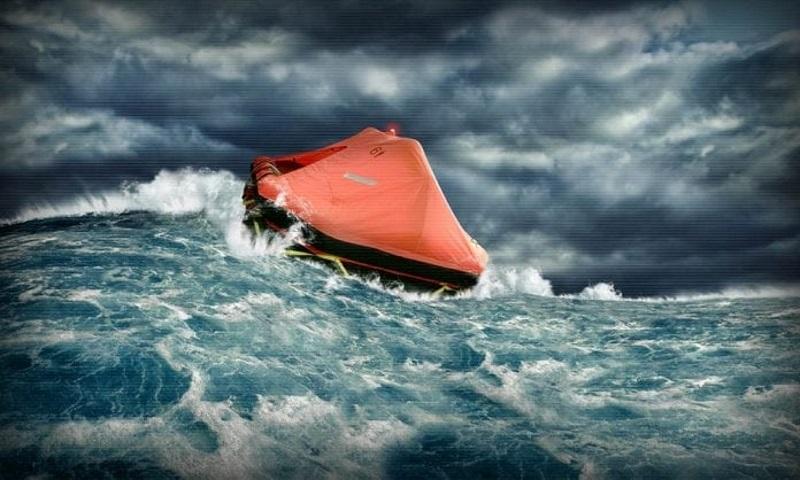 Неожиданный поворот | 76 дней на плоту посреди океана. Как Стивену Каллахэну удалось выжить? | (СОК.Медиа)