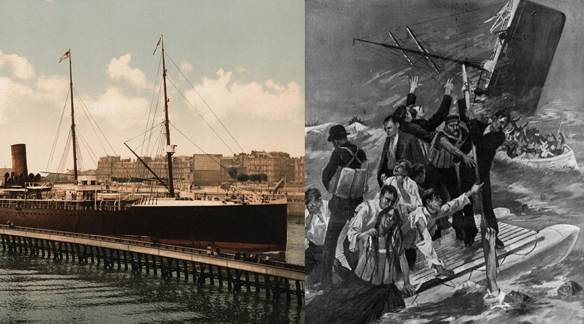«Варфоломеевское утро» или как крушение лайнера «Ла Бургонь» стало самым кровавым в истории?   (СОК.Медиа)