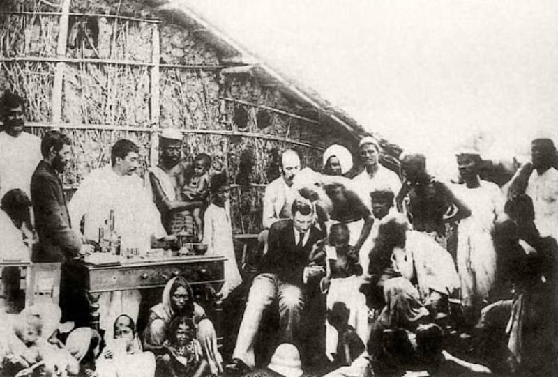 Махатма Хавкин. Как одессит стал национальным героем Индии?|(СОК.Медиа)