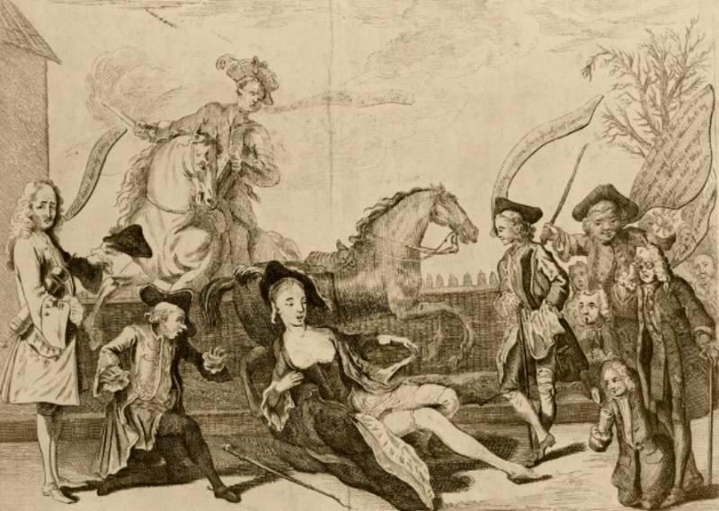 Китти Фишер. Как сложилась судьба самой дорогой куртизанки XVIII века? (СОК.Медиа)
