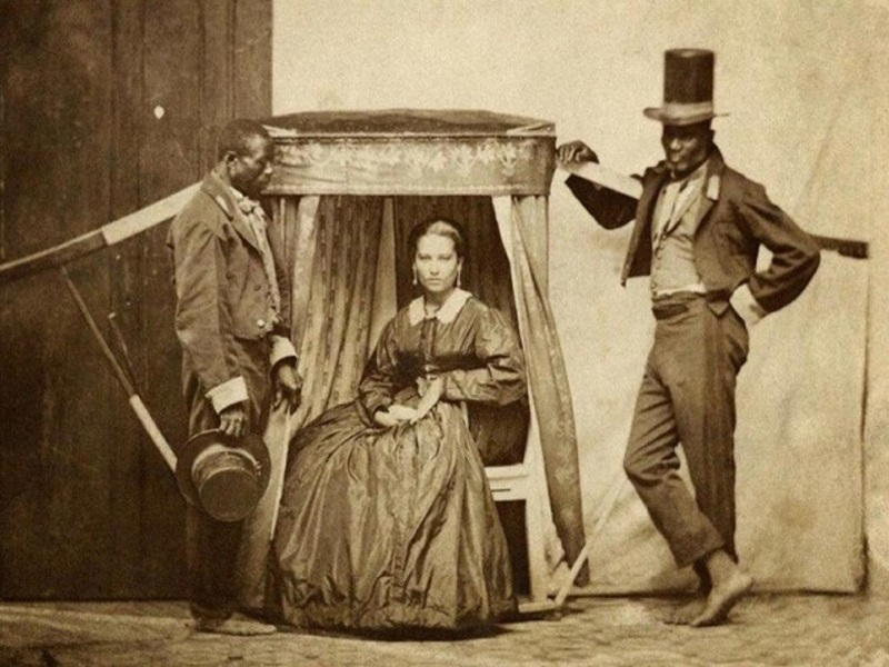 Завидная невеста   Дельфина Лалори. История одной из самых жестоких рабовладелиц в США   (СОК.Медиа)
