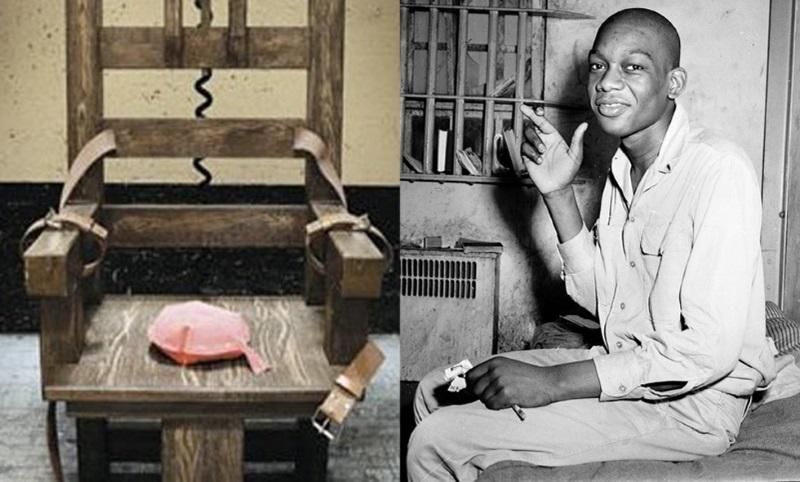 Электрический стул   Выжить после казни: истории людей, оказавшихся в числе счастливчиков   (СОК.Медиа)
