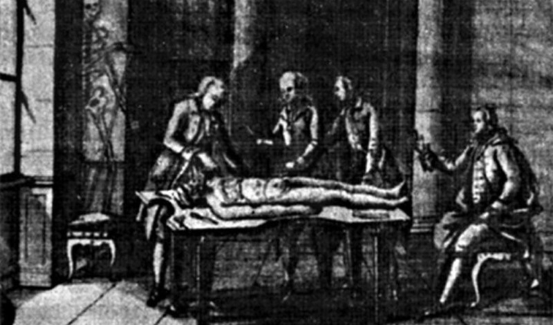 Самый «гуманный» вид казни   Выжить после казни: истории людей, оказавшихся в числе счастливчиков   (СОК.Медиа)