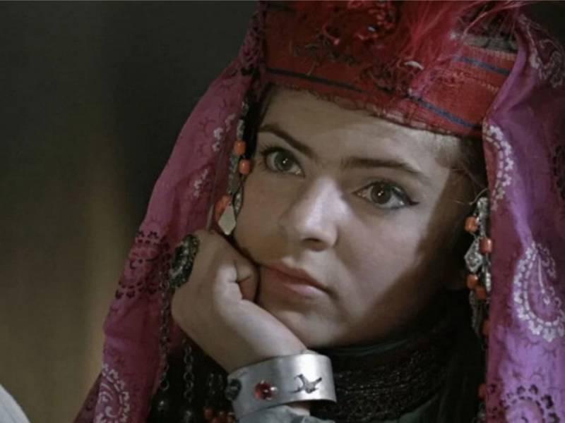 Почему роль Гюльчатай в фильме «Белое солнце пустыни» стала единственной для перспективной актрисы Татьяны Федотовой?  (СОК.Медиа)